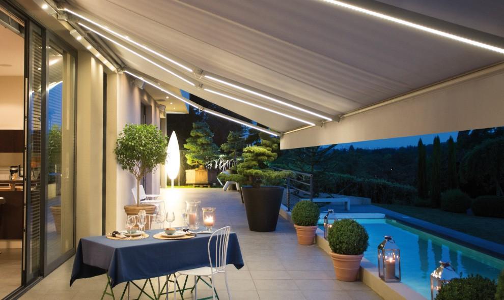 beleuchtung licht per smartphone steuern. Black Bedroom Furniture Sets. Home Design Ideas